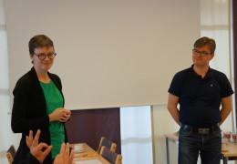 LIVS-projekt första informationträff