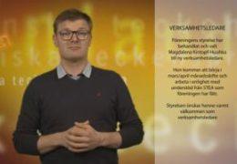 Ny verksamhetsledare vald - Janne Kankkonen