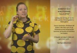 Lilla Otto - Magdalena Kintopf-Huuhka