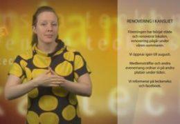 Renovering av lokal - Magdalena Kintopf-Huuhka