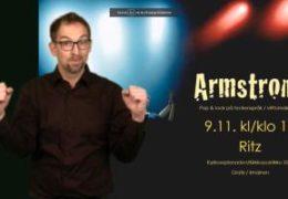 Armstrong 9.11 - Johan Hedrén